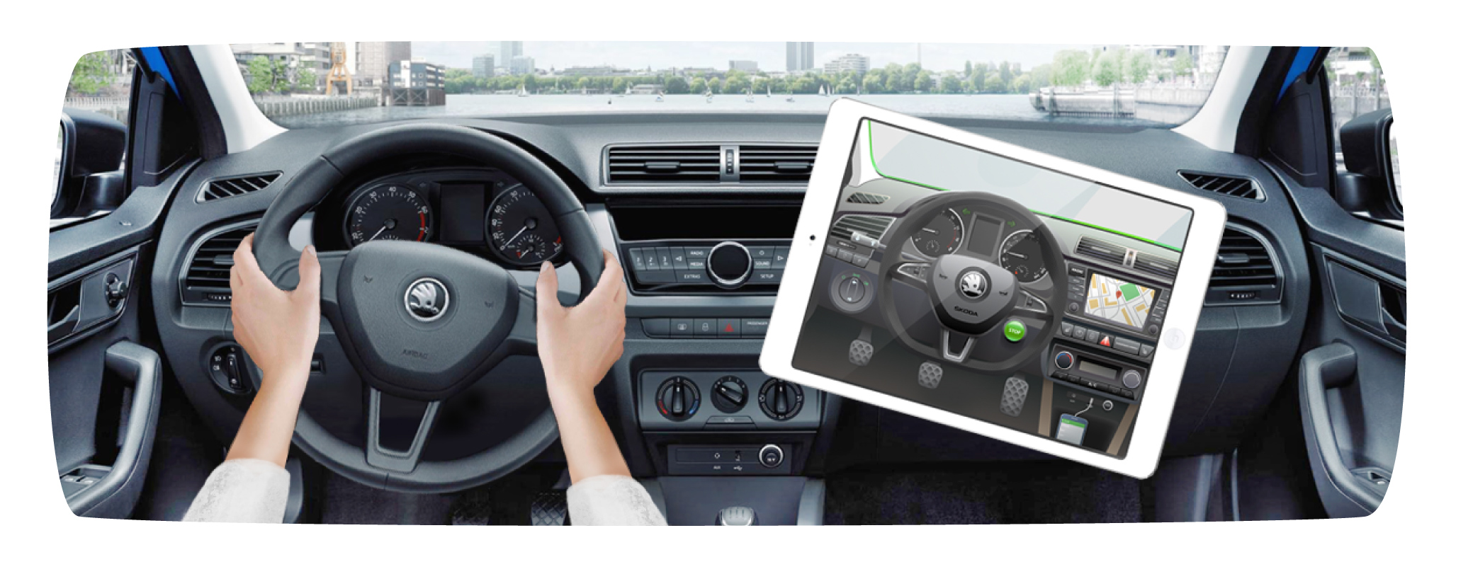 Škoda and Bamboo Apps: Little Driver (Sponsored)