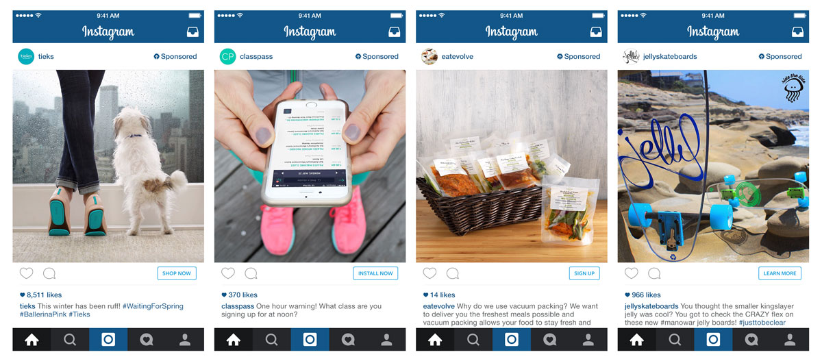 Instagram Boosts Ad Offering