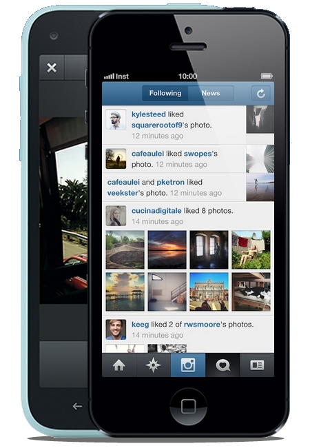 Instagram Launches Direct Messaging