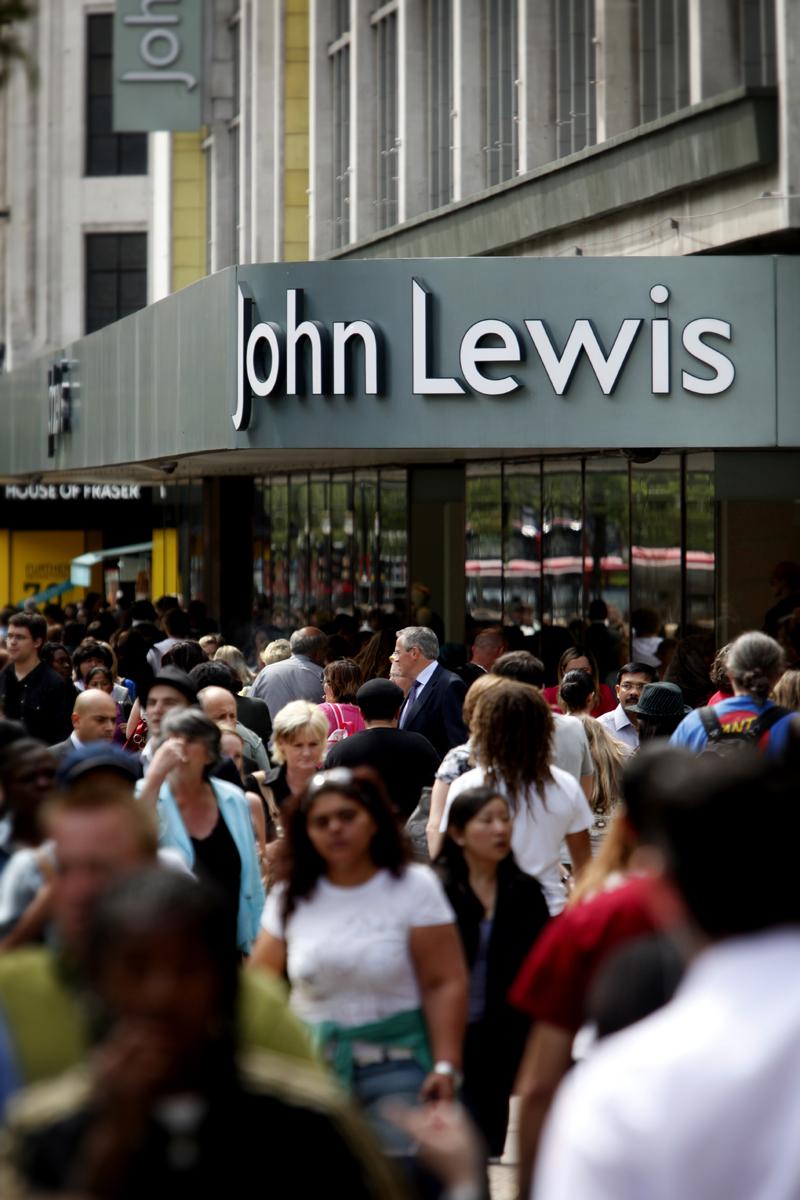 John Lewis 2015 JLAB Open for Business