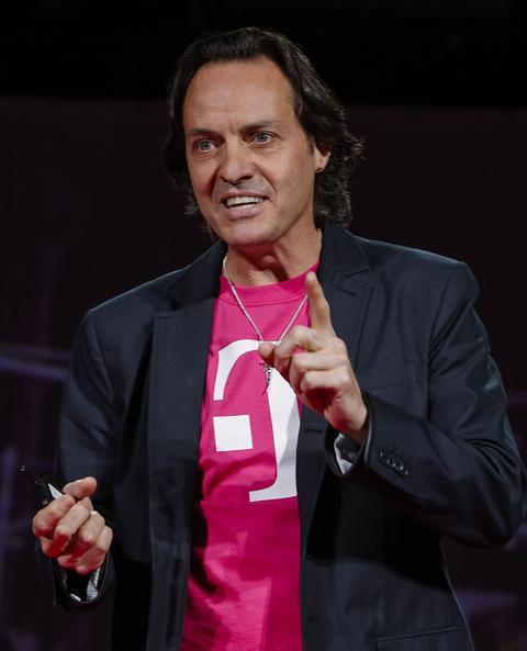 T-Mobile in Merger Talks with Dish Satellite Network