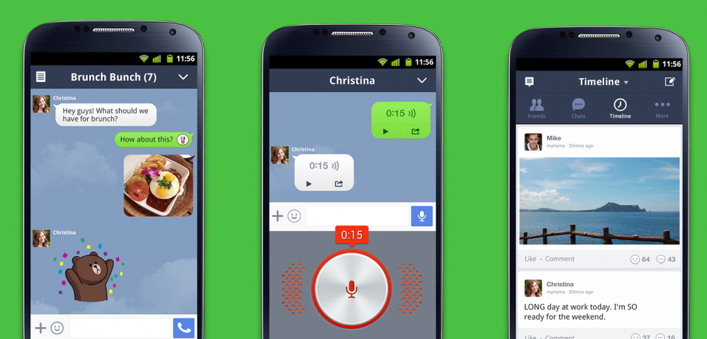 Line Raises $1.1bn with Dual US/Japan IPO