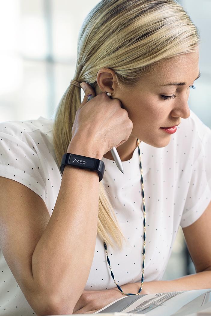Microsoft Band Gets SDK, Major Health Update