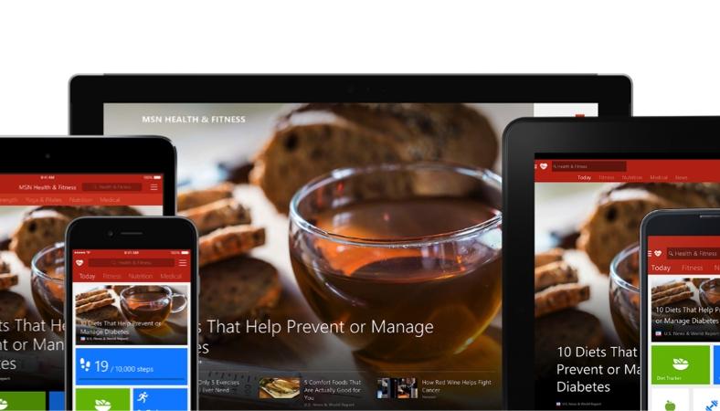 Microsoft Launches Cross-Platform Ads on MSN Apps