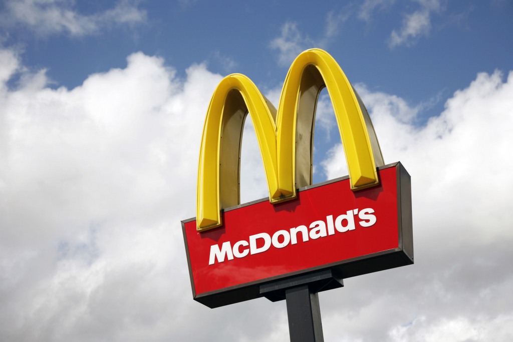 McDonalds Puts ScanPay in its Apps