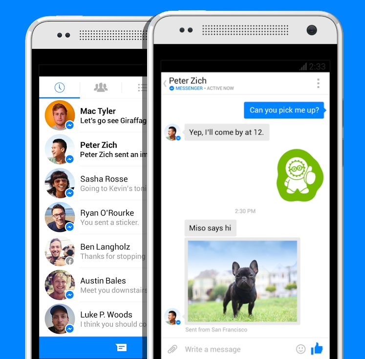 MEF Report Finds Growth in Companies' Use of Messaging and Chat Apps