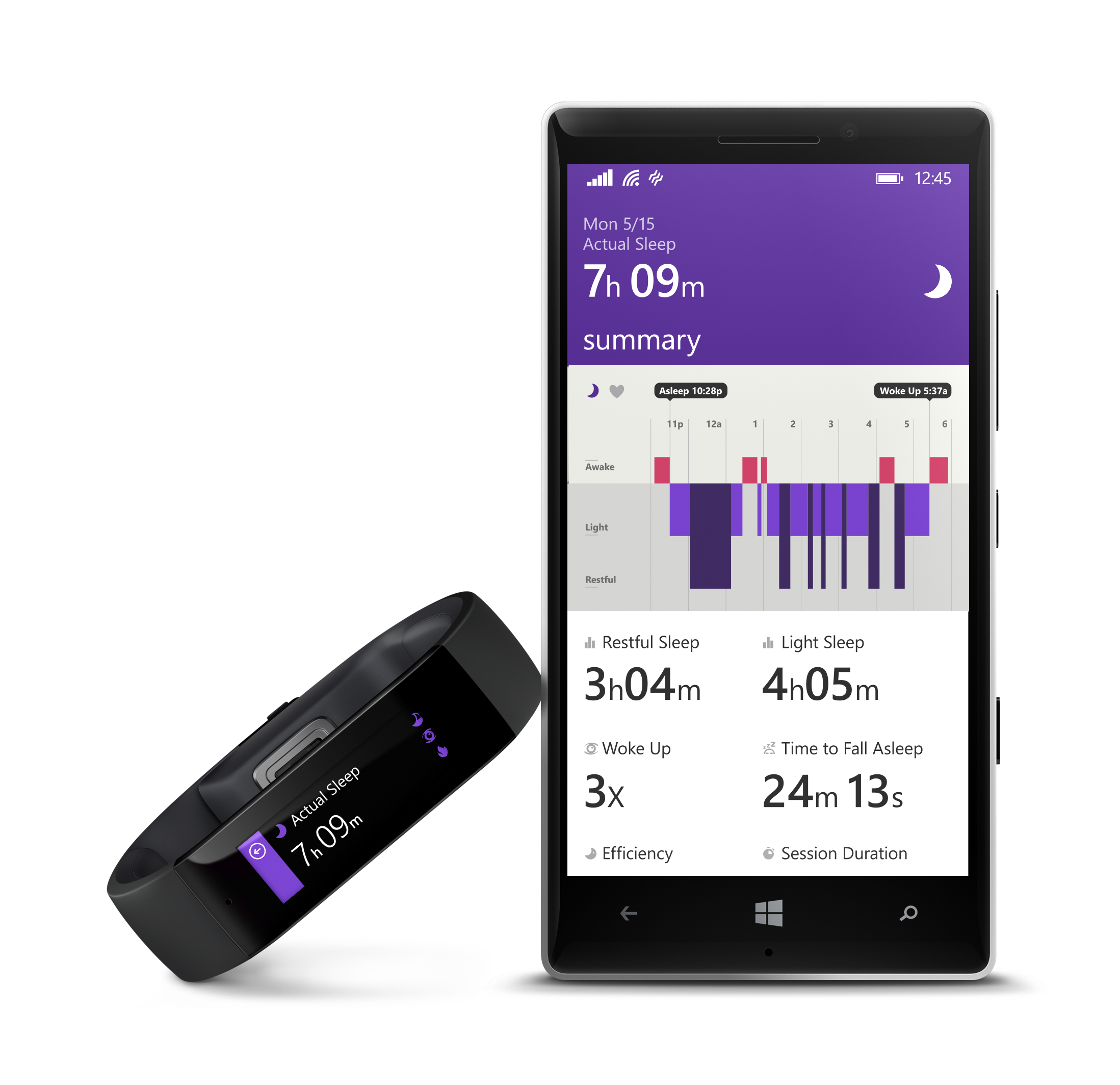 Microsoft Enters the Wearables Market with Band