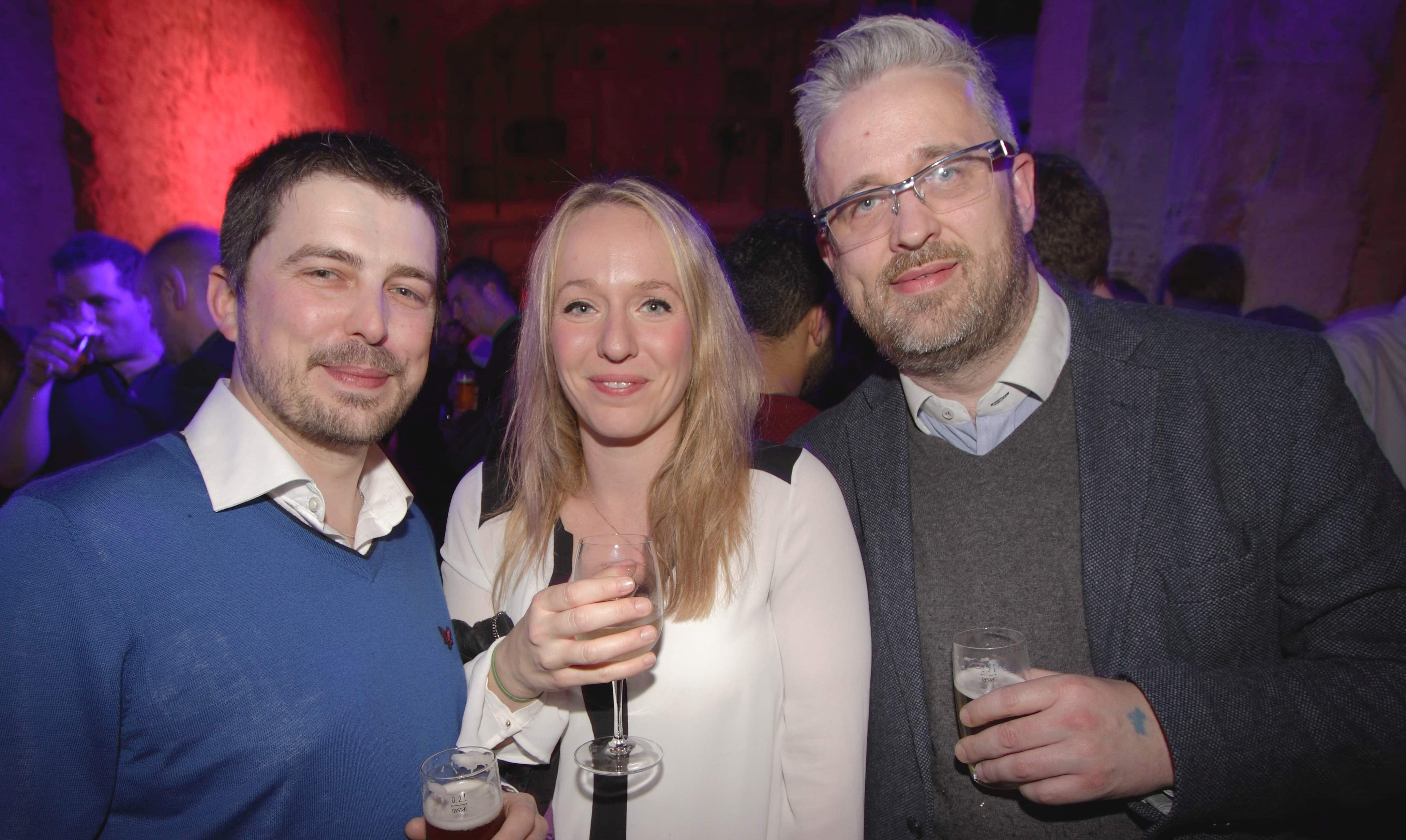Watch the Highlights of 2014's Mobile Marketing Mixer Party