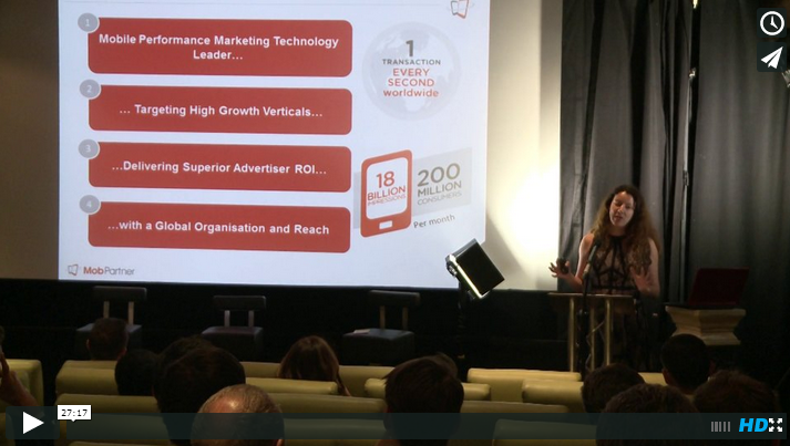 Enjoy MobPartner's Presentation from our Making Sense of Proximity Marketing Event