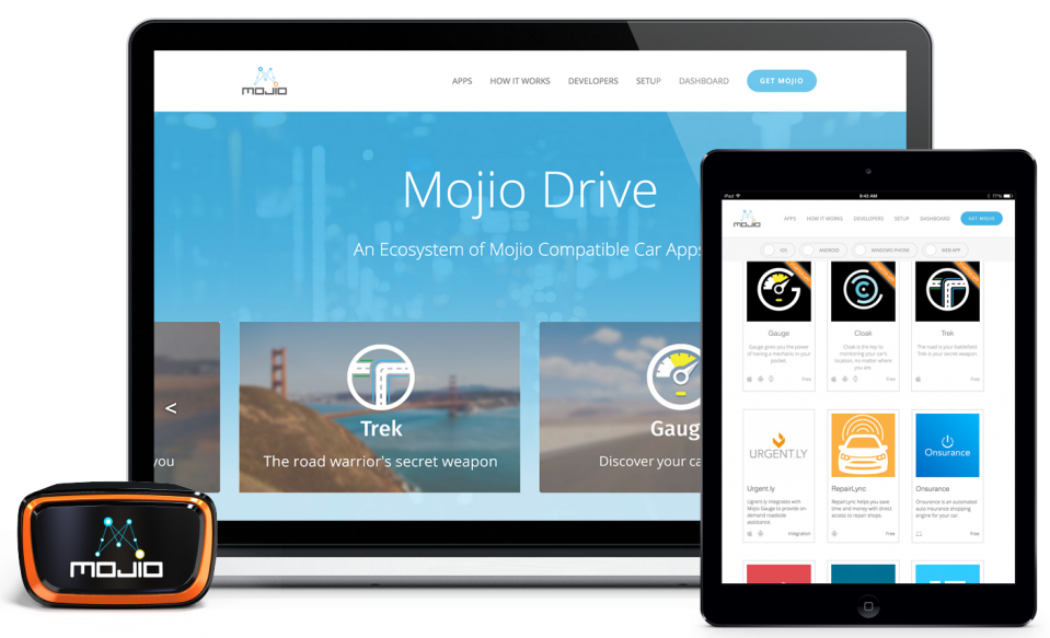 Mojio Launches App Marketplace for Connected Cars