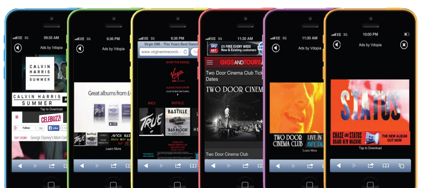 Entertainment Biggest Mobile Ad Vertical, says Vdopia, as Campaigns Rise 46 Per Cent