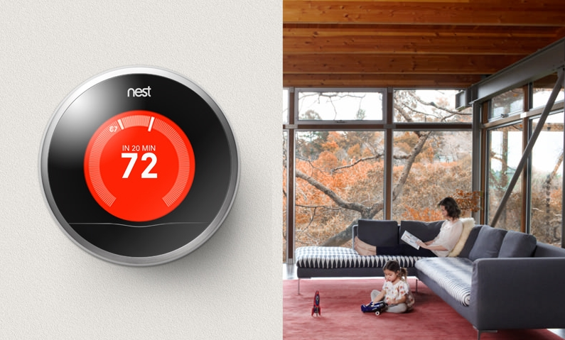 Nest: 'No Ads on Our Smart Thermostats'