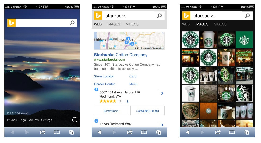 Bing Adjusts Its Mobile Site Rankings