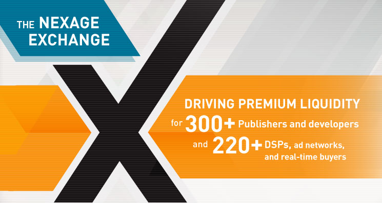 Nexage Opens its Premium Monetisation Solution to Mobile Developers