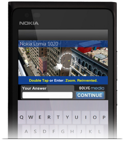 Nokia Lumia Gesture-based Ad Campaign Grows Awareness by 93 Per Cent