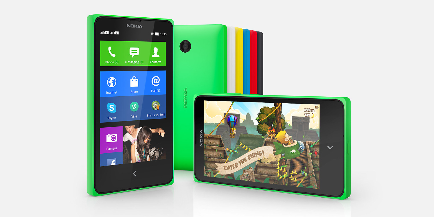 MWC: Nokia X is