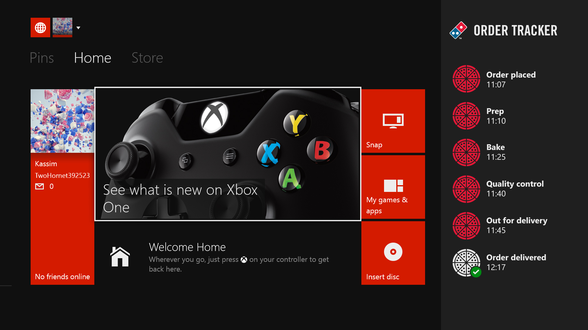 Domino's Talks Xbox App and the Second Screen Opportunity