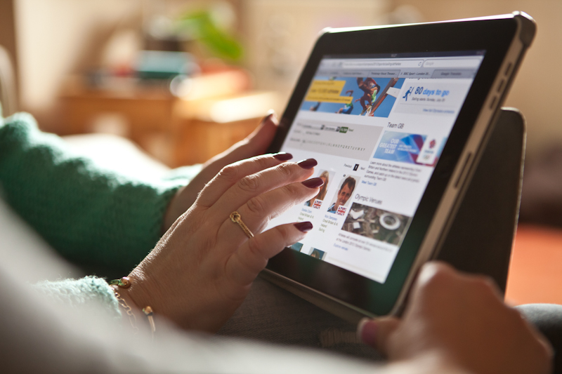 Tablet Commerce to Triple in the UK