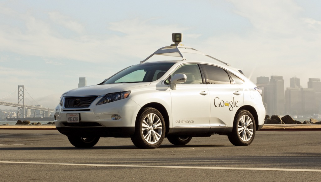 Google Working On Embedded In-car OS