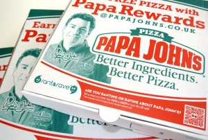 Papa John's Launches Cross-device Geotargeting Campaign