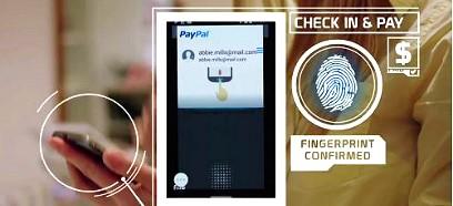 PayPal Fingerprint Log In Goes Live on Samsung S5
