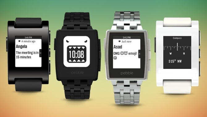 Pebble: Apple Watch Has Boosted Our Sales