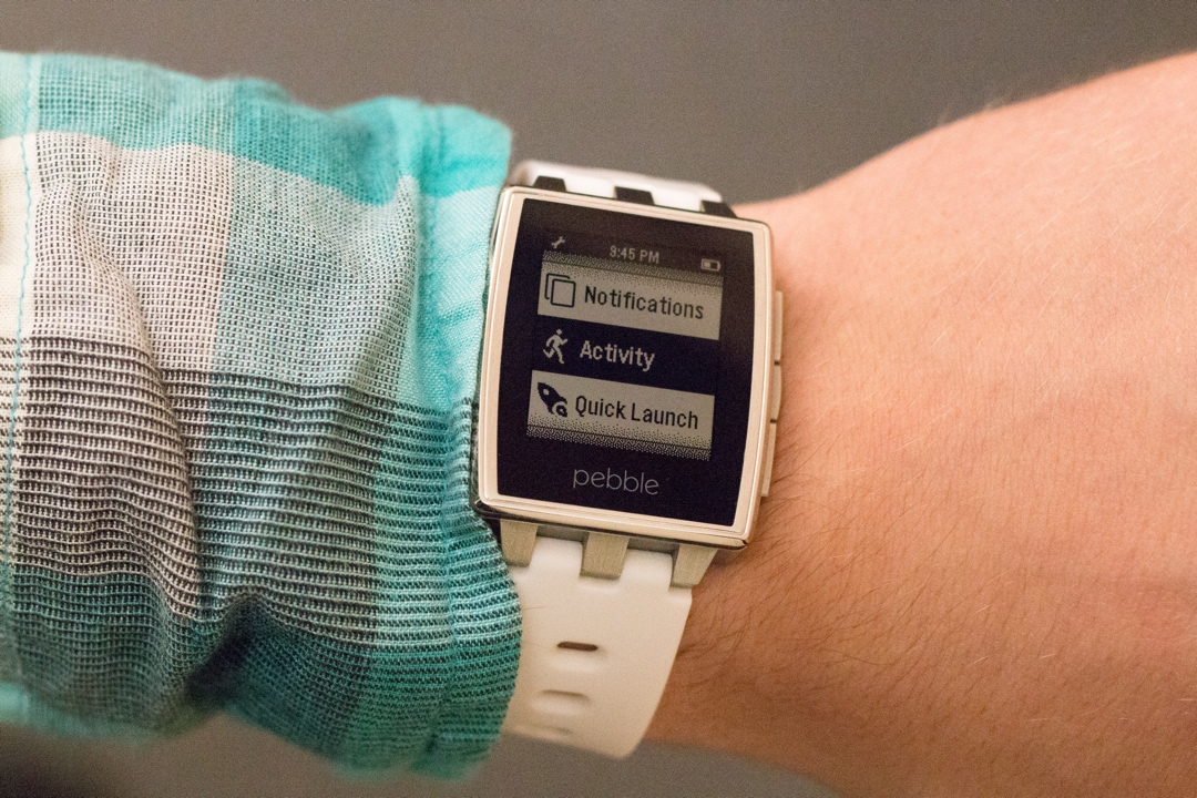 Pebble Smartwatches Drop in Price, Add Non-stop Activity Tracking