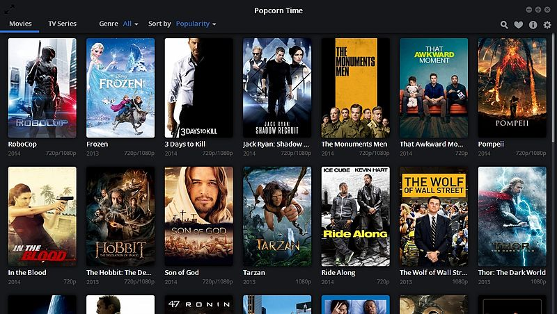 Torrent-Streaming Popcorn Time Android App gets Chromecast Support