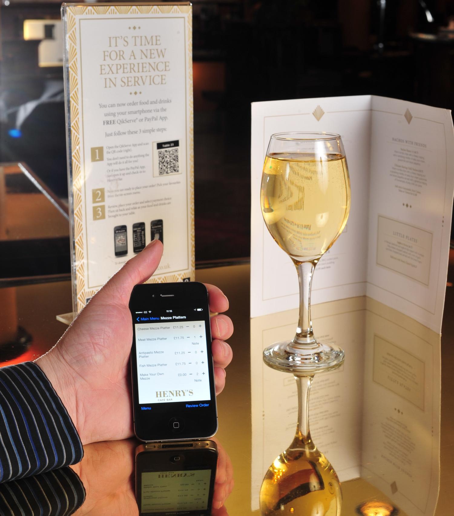 Mobile Ordering Platform QikServe Lands £525k Funding