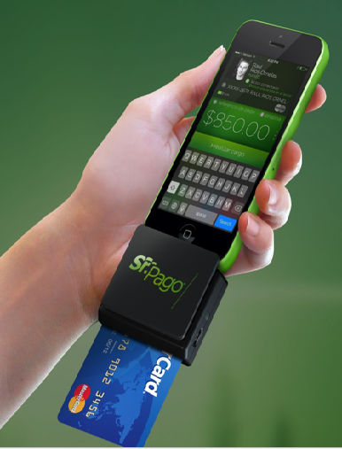 Sr. Pago Launches Smartphone Reader and Card System