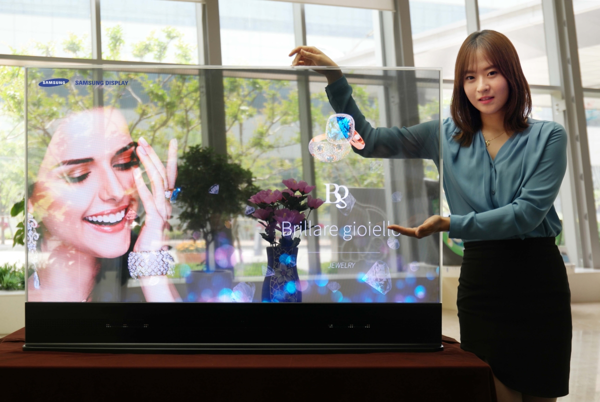 Innovation Lab: Mirrored Displays, Laser Shotguns and VR Home Gyms