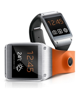 Samsung to Release Improved Galaxy Gear and Eye-Tracking Galaxy S5 in April
