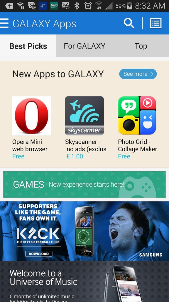 Samsung Hands Galaxy App Store Payments to Bango