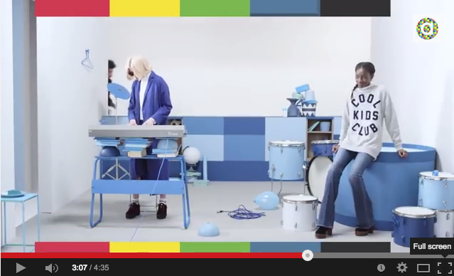 Interactive Asos Video Campaign Grabs 360,000 Hits