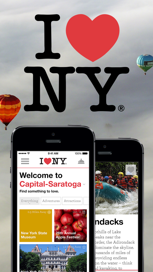 'I Love New York' App Promotes Tourism with Location-based Alerts