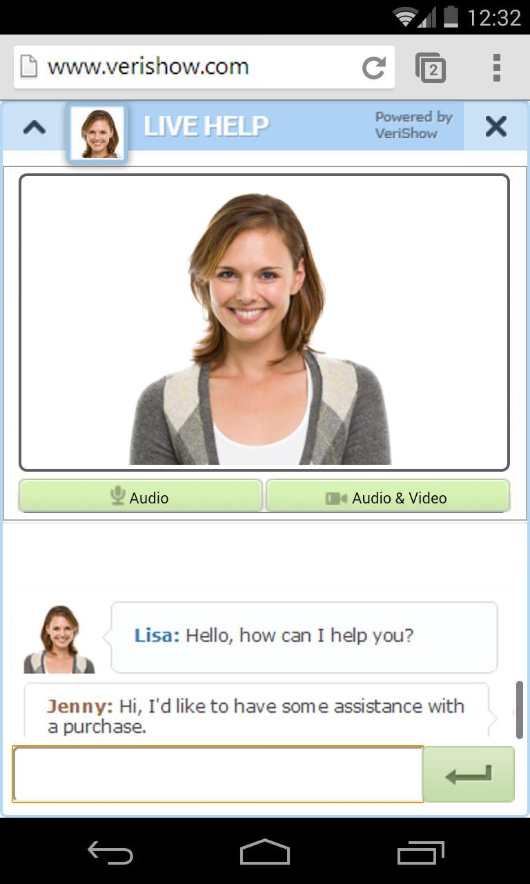 VeriShow Launches Customer Service Video Platform