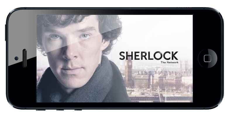 Third Series of Sherlock Gets Interactive with iOS App
