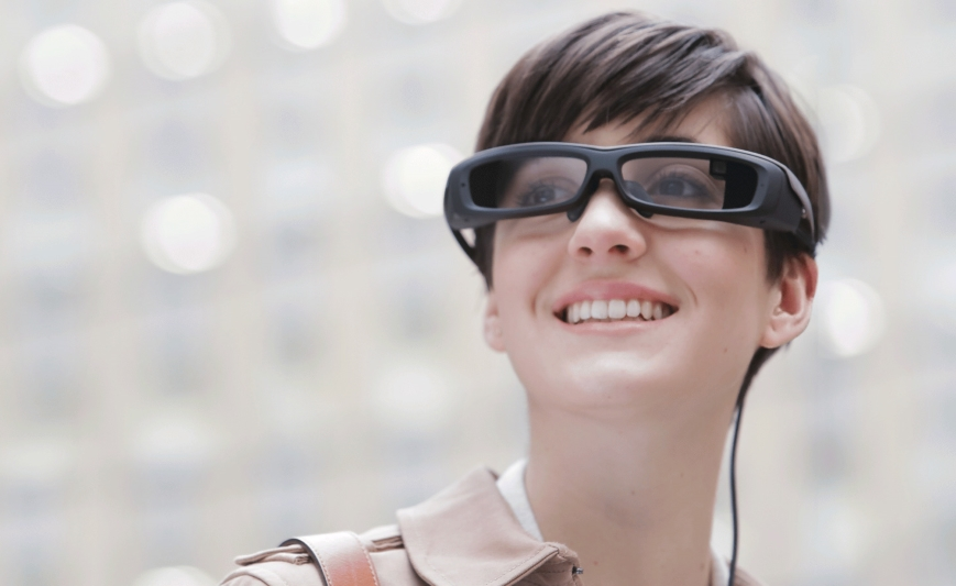 Sony Confirms Launch of SmartEyeglass