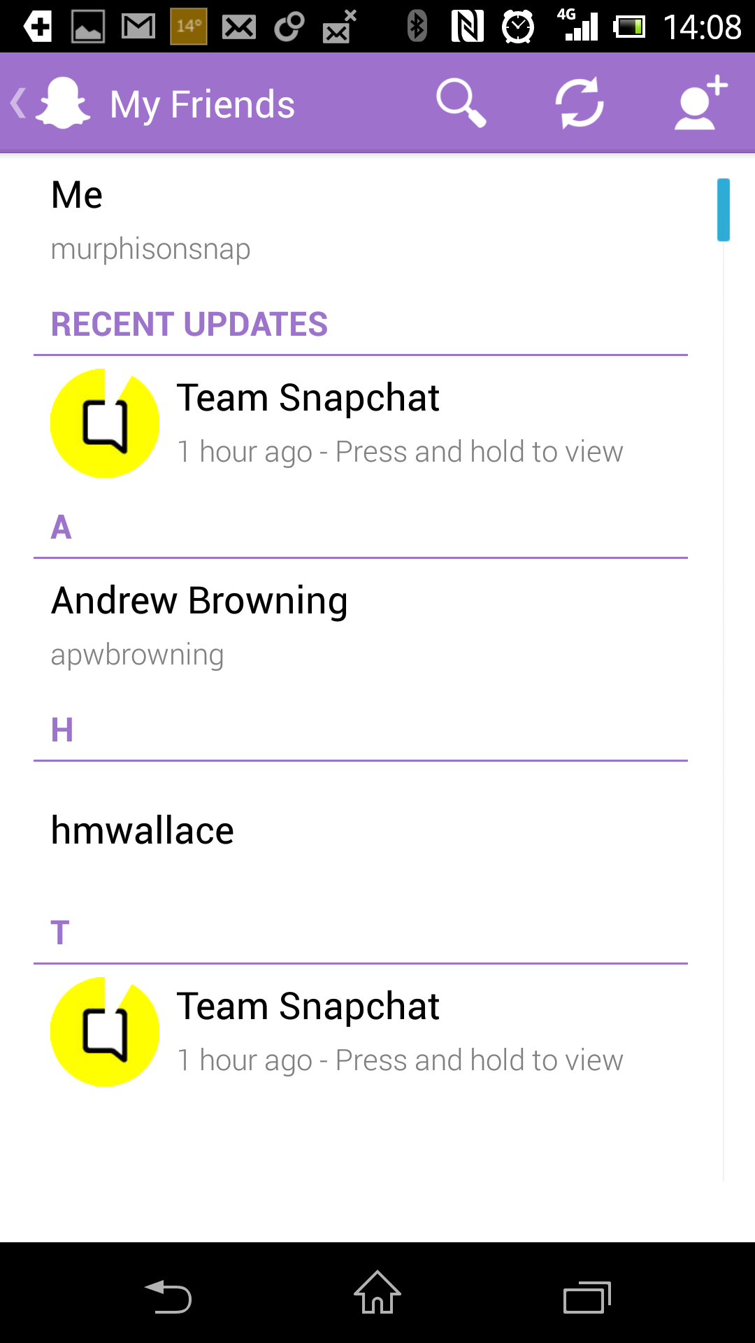 Snapchat Adds Text Chat and Video Calls