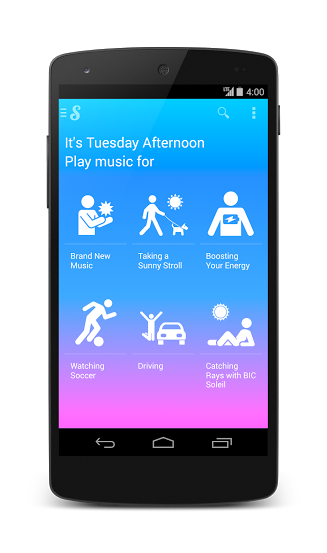 Google Acquires Music Streaming Service Songza