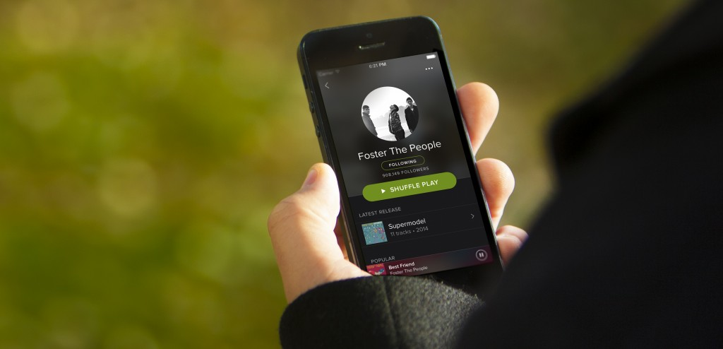 Spotify Prepares to Introduce Video