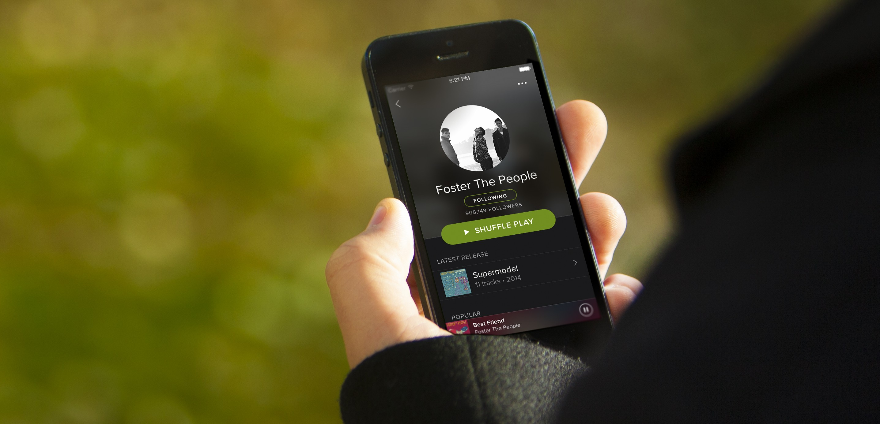 Spotify Reportedly Holding Off on IPO Until 2018