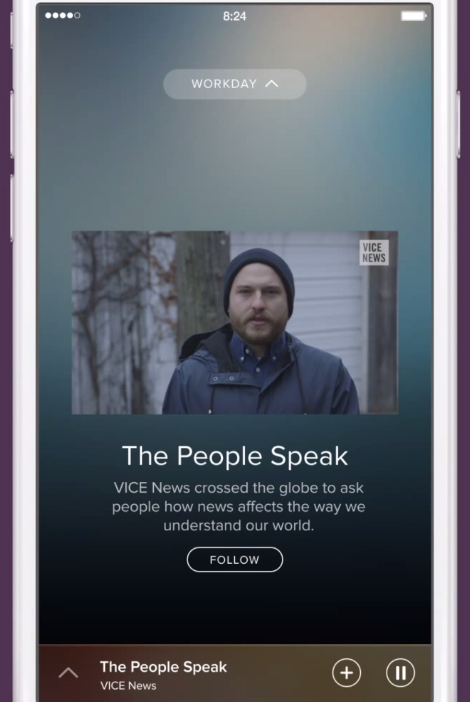 Spotify Makes the Move into Video and More