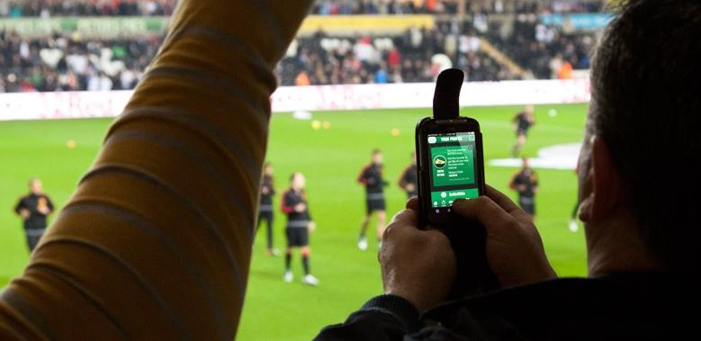 Hargreaves Lansdown Founder Backs Plan for Stadium Wi-fi