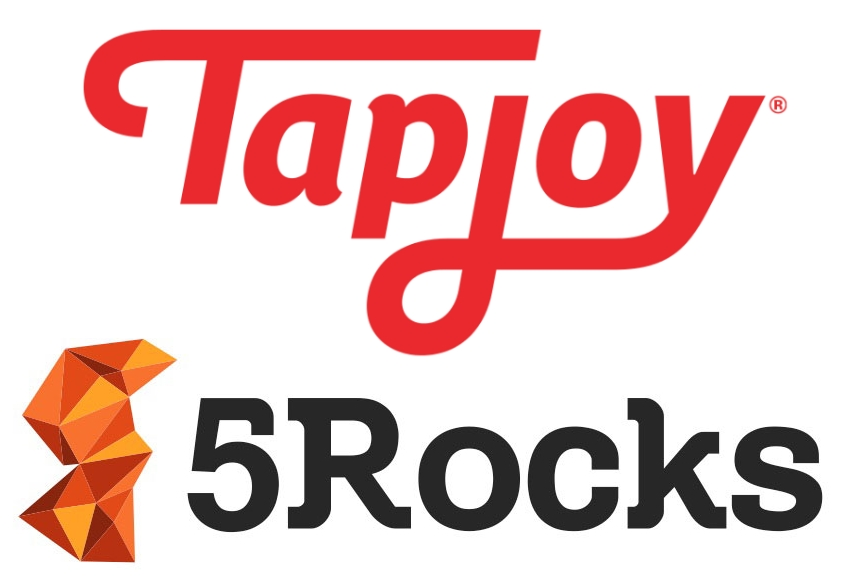 Tapjoy Acquires 5Rocks to Become 'App Tech' Company