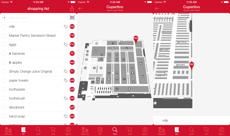 Target Readies In-Store Navigation for Black Friday Crowds