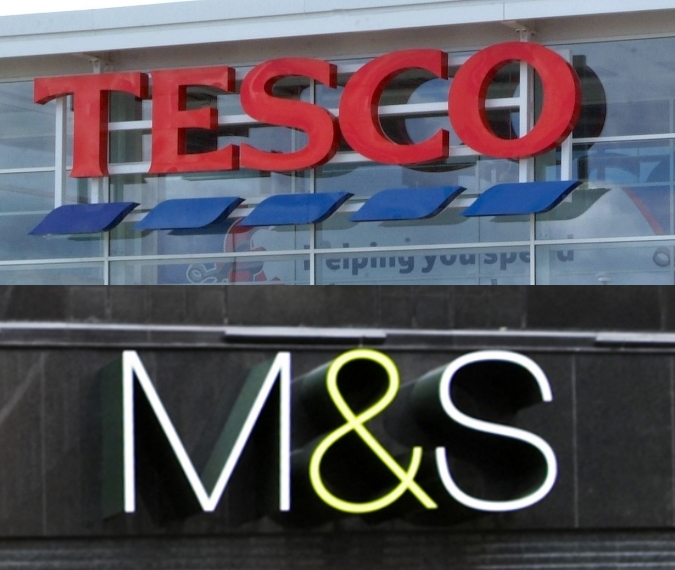 M&S and Tesco Top UK Retailers on Mobile, says Foresee - But Amazon Beats Both