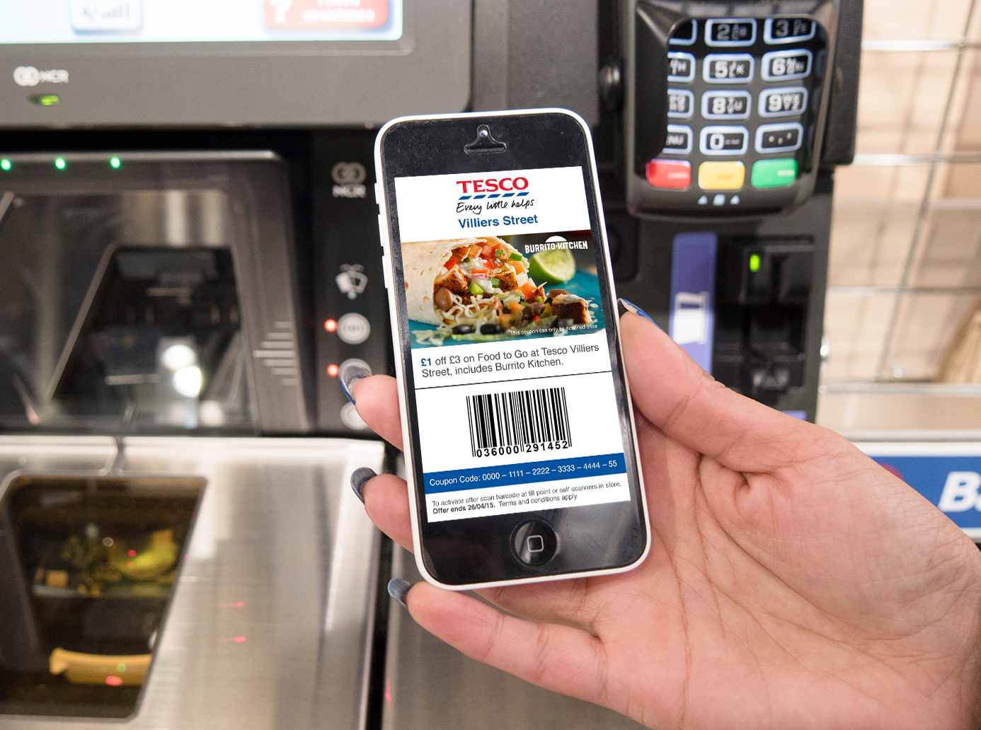 Tesco and Weve Partner for Mobile Couponing
