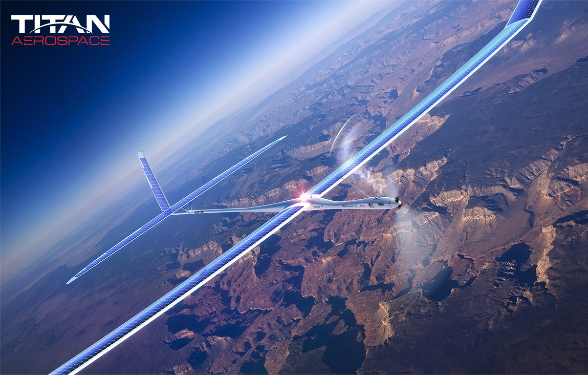 Facebook in Talks to Acquire Drone Company?