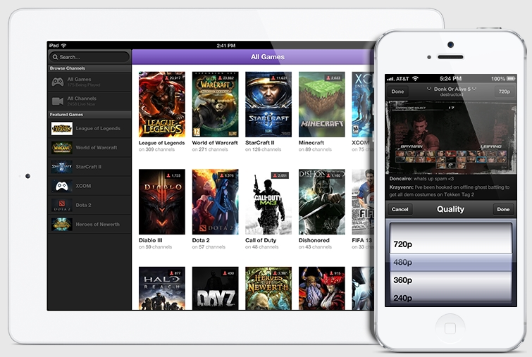 Google to Acquire Videogame Streaming Service Twitch for over $1bn